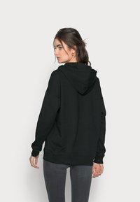 ONLY Tall - ONLFEEL LIFE HOOD - Sweatshirt - black - 2