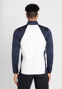 Calvin Klein Golf - HYBRID JACKET - Outdoor jakke - navy/white - 2