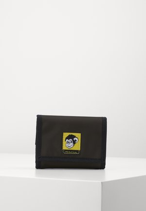 EXCLUSIVE MONKEY CORNER ZIP - Geldbörse - black