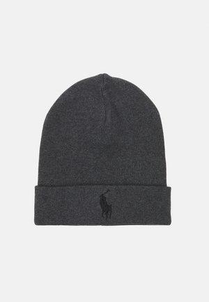 HAT UNISEX - Mütze - dark grey heather
