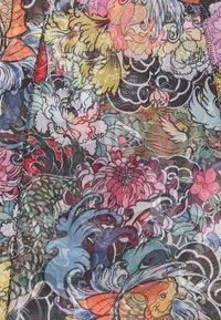 NEW girl ORDER - FLORAL FISH MINI SKIRT - Mini skirt - multi-coloured - 2