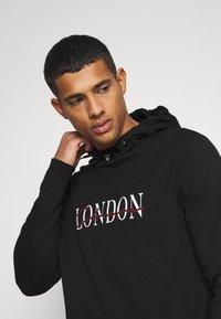 CLOSURE London - BASE LOGO TRACKSUIT - Sweatshirt - black - 5