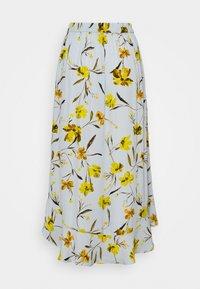 PIECES Tall - PCLILLIAN SKIRT - Maxi skirt - plein air - 1