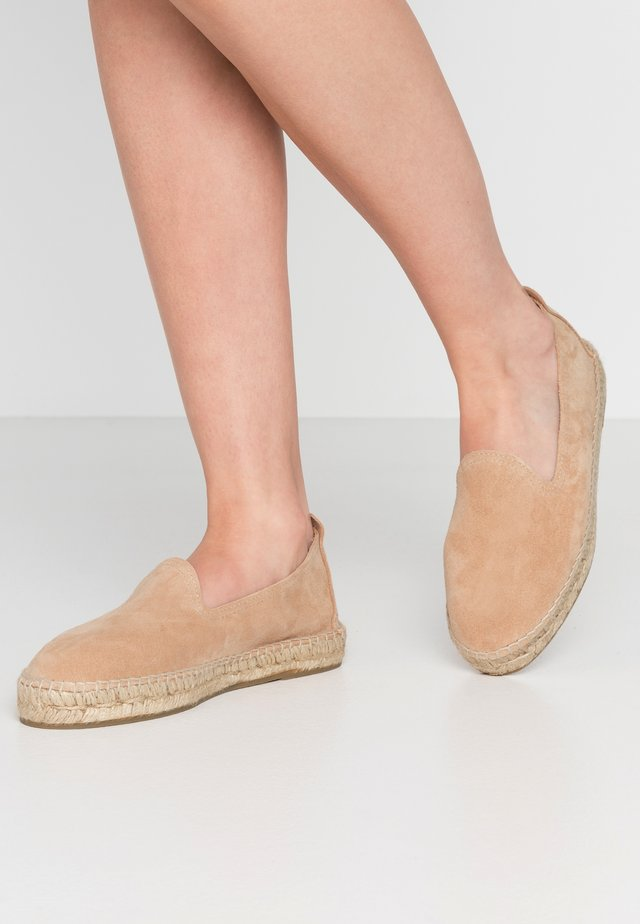 COPETE - Loafers - nude