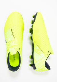 Nike Performance - PHANTOM PRO FG - Moulded stud football boots - volt/obsidian/barely volt - 1