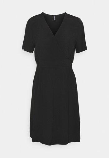 PCGINNIE DRESS - Day dress - black