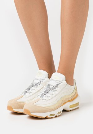 AIR MAX 95 - Joggesko - sail/light zitron/coconut milk/lemon drop