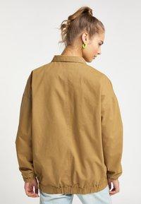 myMo - Summer jacket - dark sand - 2