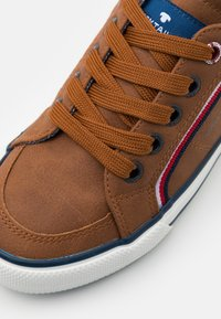 TOM TAILOR - Trainers - cognac - 5