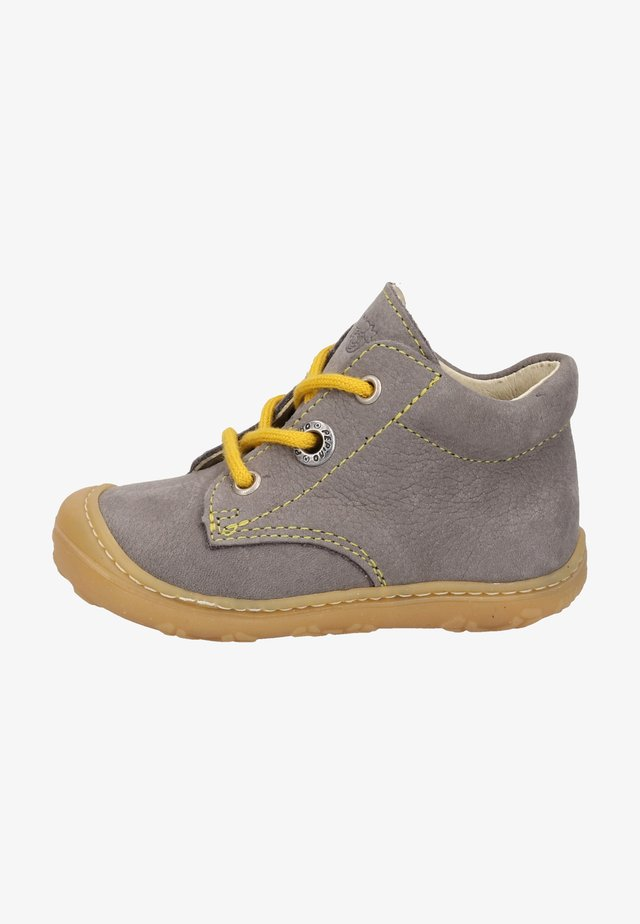Baby shoes - graphit