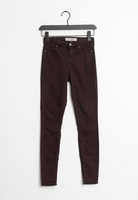 Topshop - Jeans Skinny Fit - red - 0