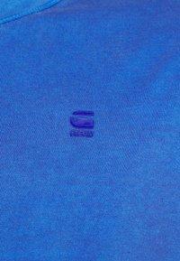 G-Star - LASH  - Jednoduché triko - blue - 5