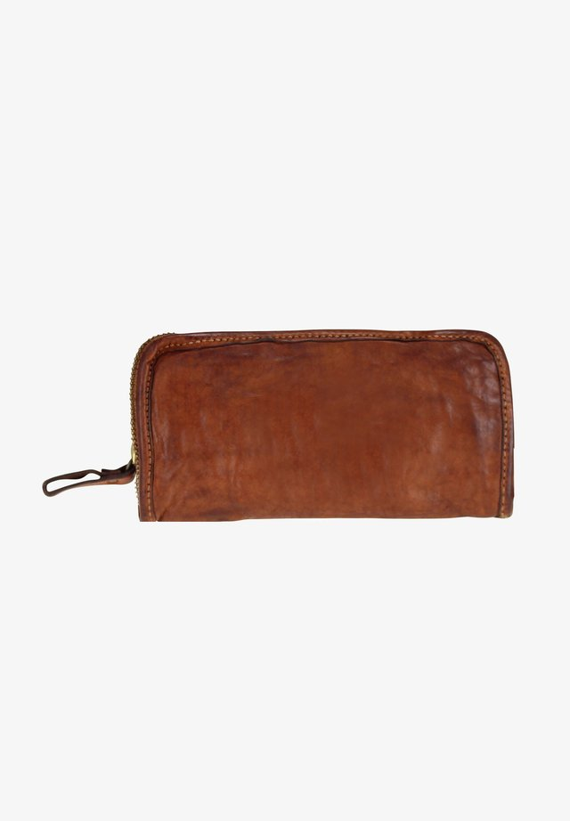 CARRY OVER - Wallet - cognac