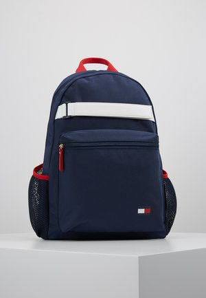 KIDS FLAG BACKPACK - Tagesrucksack - blue