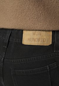 Won Hundred - BILLY - Straight leg jeans - dark grey - 4