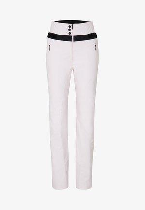 BORJA - Snow pants - hellrosa