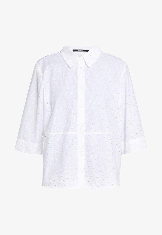 ZABELKE - Camicia - white