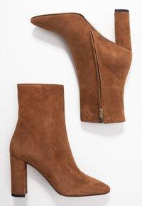 Bianca Di - Ankelboots med høye hæler - rodeo - 3
