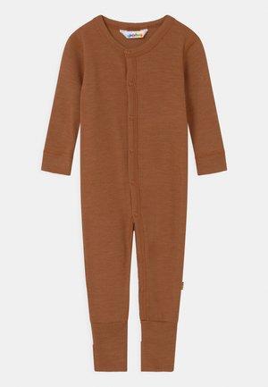 UNISEX - Pyjama - dark copper
