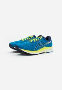 ASICS - EVORIDE - Zapatillas de running neutras - directoire blue/ ivory - 1