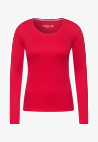 Cecil - Long sleeved top - rot - 3