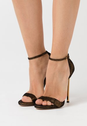 High heeled sandals - dark phoenik super nova