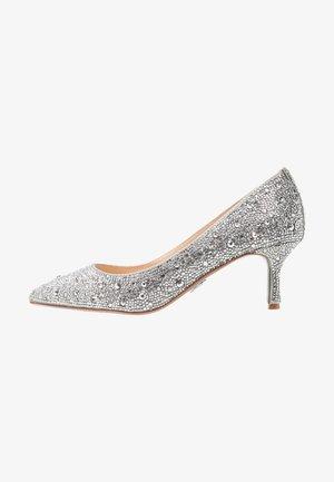 JORA - Classic heels - silver