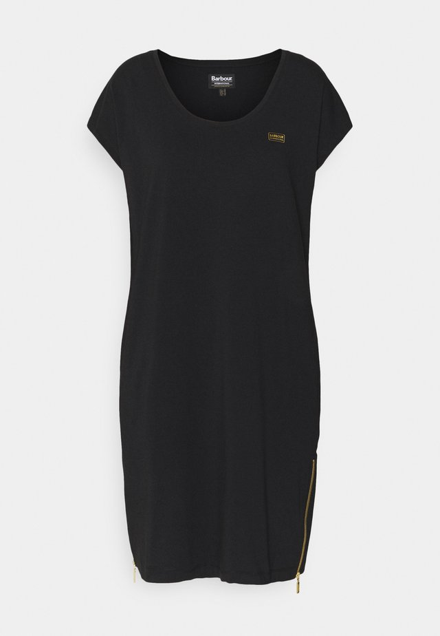 PACE DRESS - Jerseyjurk - black