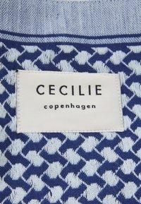 CECILIE copenhagen - LARGE SIGNATURE - Velká kabelka - twilight blue - 3