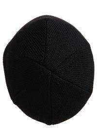 Chillouts - ETIENNE  - Mütze - black - 5