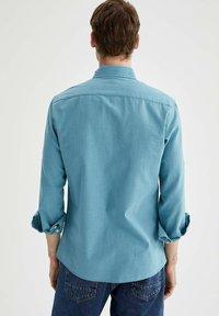 DeFacto - Formal shirt - blue - 2