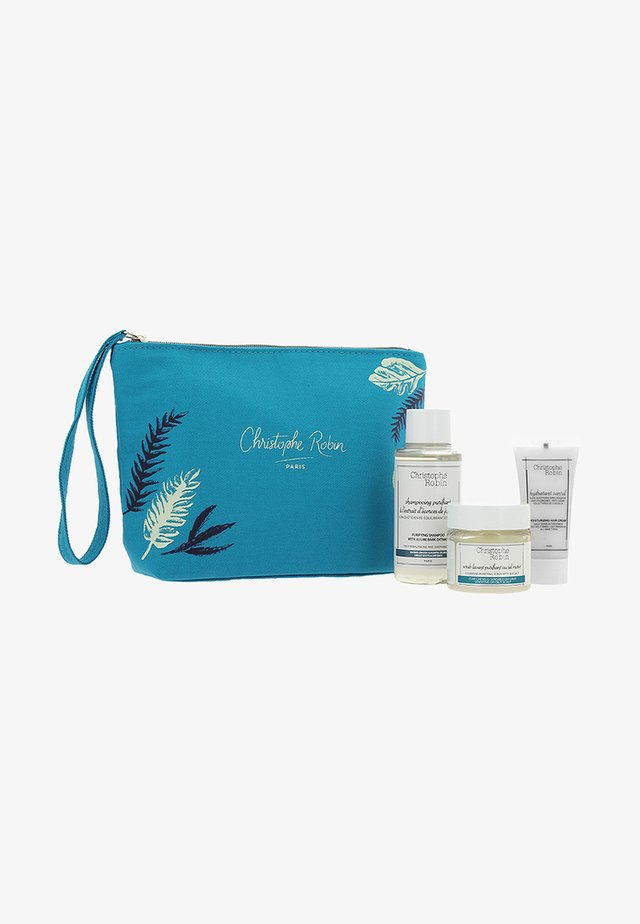 PURIF TRAVEL SET - Hair set - -