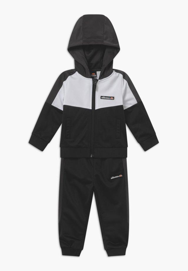 DOUG BABY SET - Survêtement - black/white