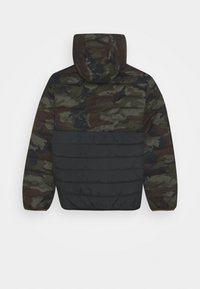 Quiksilver - SCALY MIX YOUTH - Winterjas - green/black - 1