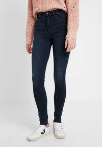 Levi's® - MILE HIGH SUPER SKINNY - Jeans Skinny Fit - rogue wave - 2