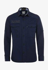 camel active - WORKWEAR - Shirt - dark blue - 5