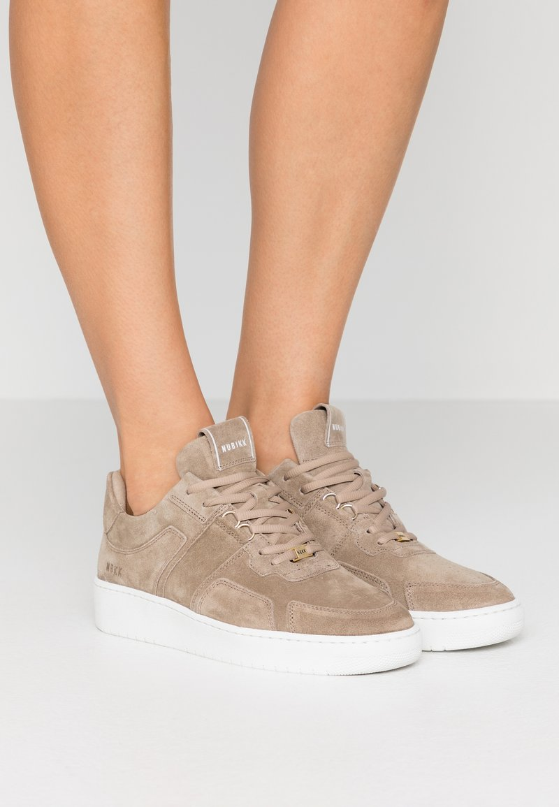 Nubikk - YUCCA CANE - Sneakers basse - beige