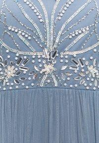 Sistaglam Curve - LILLIS - Koktejlové šaty/ šaty na párty - light blue - 2