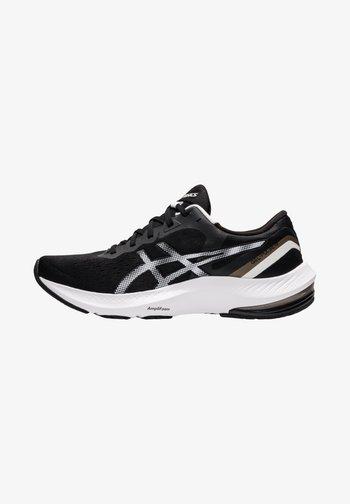 GEL PULSE 13 - Neutral running shoes - black/white