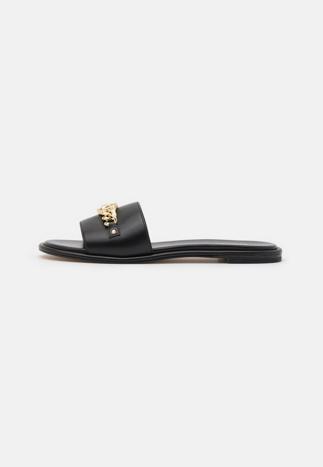 RINA SLIDE - Mules - black
