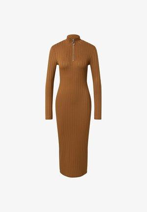 FELICITAS - Jumper dress - braun