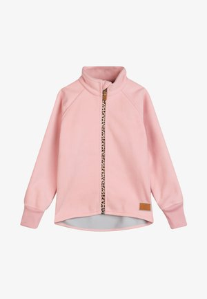 Fleece jacket - rose