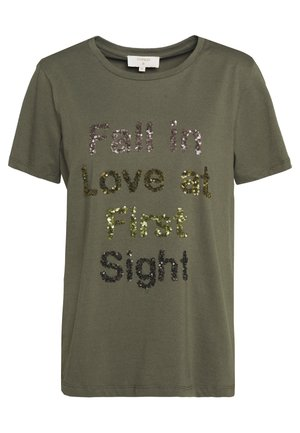 FLORISA - Print T-shirt - sea turtle