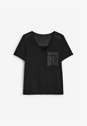 POCKET  - Blouse - black