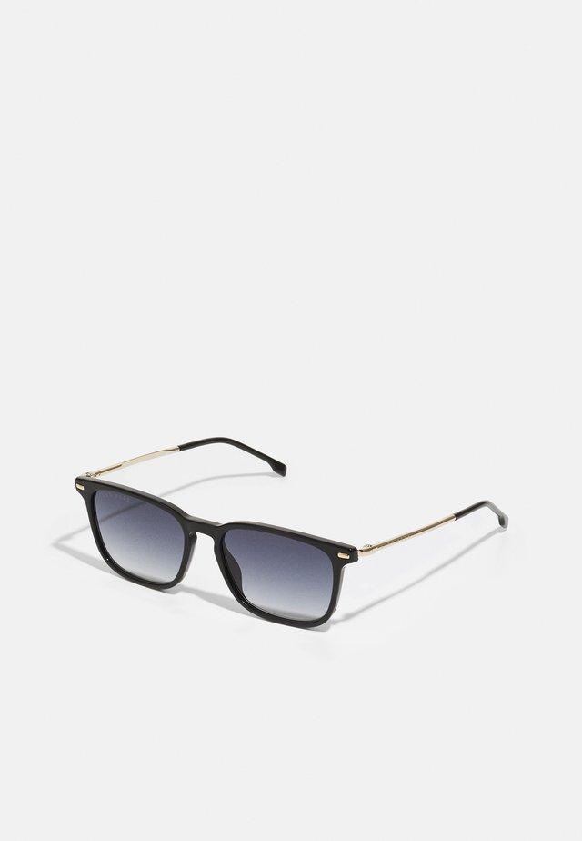 UNISEX - Sluneční brýle - black/gold-coloured