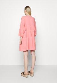 Part Two - DENCIA - Day dress - peach blossom - 2