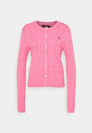 Cardigan - harbor pink