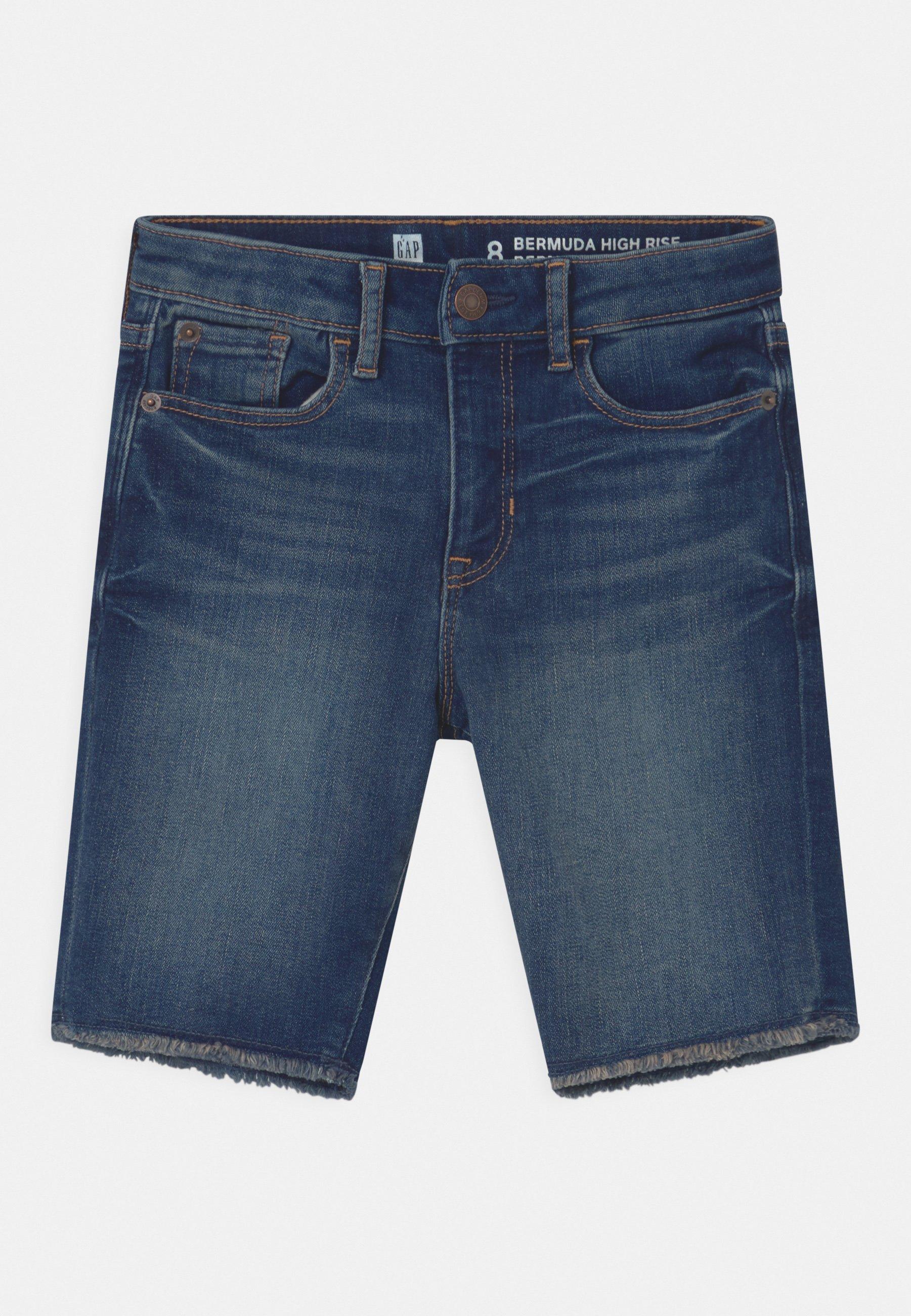 Kids GIRL BERMUDA - Denim shorts