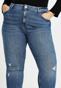 River Island Plus - Jeans Skinny Fit - blue - 3