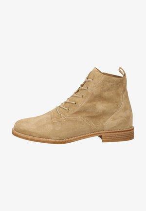 Kotníková obuv - hellbraun